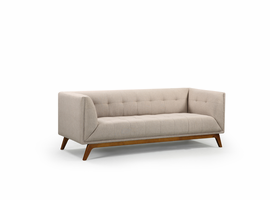 URBIA Furniture Metro Clark Sofa Natural
