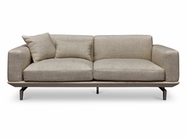 URBIA Furniture Metro Pense Sofa Beige