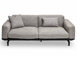 URBIA Furniture Metro Pense Sofa Light Gray