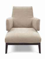 URBIA Furniture Metro Tomy Accent Chair Putty