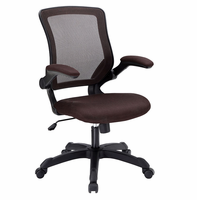 Veer Mesh Office Chair, Brown [FREE SHIPPING]
