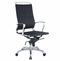 Vibe Highback Office Chair, Black [FREE SHIPPING]