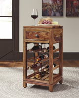 Ashley Furniture Express Wine Cabinet