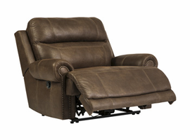 Ashley Furniture Zero Wall Recliner, Brown