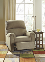 Ashley Furniture Zero Wall Recliner, Cocoa