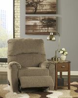Ashley Furniture Zero Wall Recliner, Cork