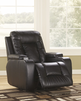 Ashley Furniture Zero Wall Recliner, Eclipse