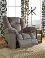 Ashley Furniture Zero Wall Recliner, Taupe
