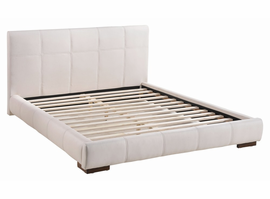 Zuo Modern Amelie Bed King White