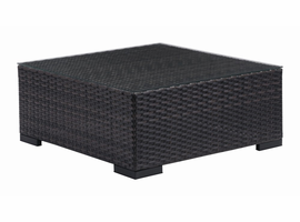 Zuo Modern Bocagrande Coffee Table Brown