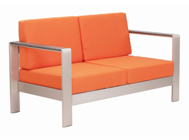 Zuo Modern Cosmopolitan Sofa Cushion Orange