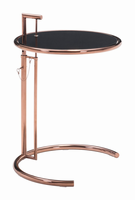 Zuo Modern Eileen Grey Table Rose Gold