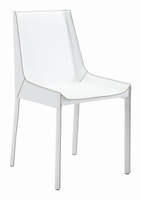 Zuo Modern Fashion Dining Chair White, Set of 2