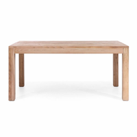Zuo Modern Fillmore Table Distressed Natural