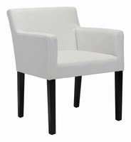 Zuo Modern Franklin Dining Chair White