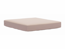 Zuo Modern Glass Beach Seat Cushion Taupe