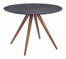 Zuo Modern Grapeland Heights Dining Table Walnut