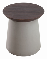 Zuo Modern Henge Side Table