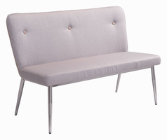 Zuo Modern Hope Bench Khaki