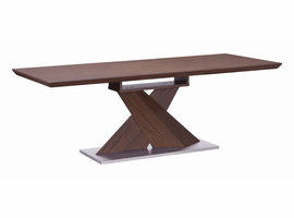 Zuo Modern Jaques Extension Table Walnut