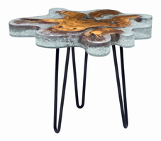 Zuo Modern Jigsaw Side Table