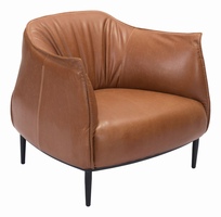 Zuo Modern Julian Occasional Chair Coffee