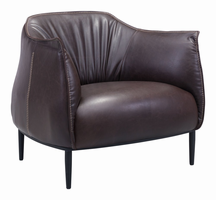 Zuo Modern Julian Occasional Chair Espresso