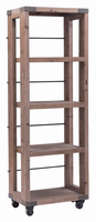 Zuo Modern Kirkwood 4 Level Shelf
