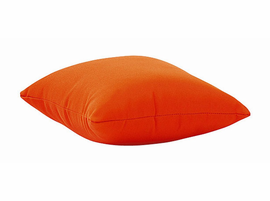 Zuo Modern Laguna Small Outdoor Pillow Orange
