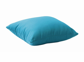 Zuo Modern Laguna Small Outdoor Pillow Sky Blue