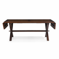 Zuo Modern Laurel Heights Table Distressed Natural