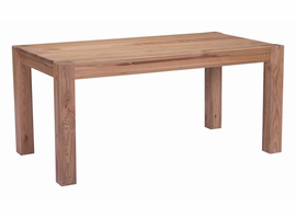 Zuo Modern Lexington Dining Table Natural Elm