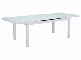 Zuo Modern Mayakoba Dining Table White