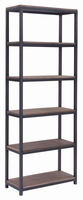 Zuo Modern Mission Bay Tall Six Level Shelf