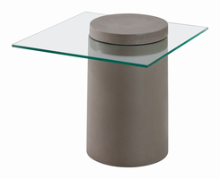 Zuo Modern Monolith Side Table