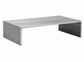 Zuo Modern Novel Long Coffee Table