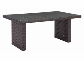 Zuo Modern Pinery Dining Table Brown