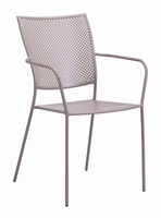 Zuo Modern Pom Dining Chair Taupe