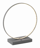 Zuo Modern Pong Table Lamp Gray