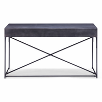 Zuo Modern Potrero Hill Desk Distressed Black
