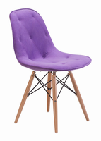 Zuo Modern Probability Dining Chair Purple