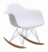 Zuo Modern Rocket Chair White
