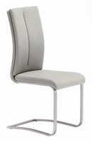 Zuo Modern Rosemont Dining Chair Taupe, Set of 2