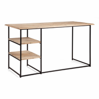 Zuo Modern Russian Hill Desk Natural Oak