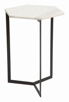 Zuo Modern Rys Accent Table Black & White