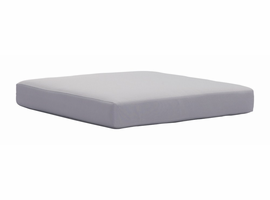 Zuo Modern Sand Beach Seat Cushion Light Gray