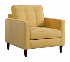 Zuo Modern Savannah Chair Golden