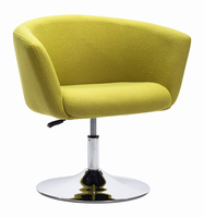 Zuo Modern Umea Arm Chair Pistachio Green