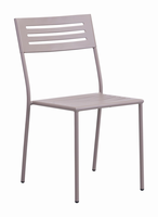 Zuo Modern Wald Dining Chair Taupe, Set of 2