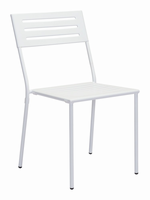 Zuo Modern Wald Dining Chair White, Set of 2